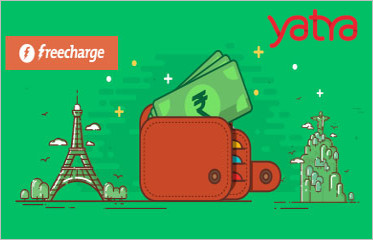 Freecharge Wallet Offers on Flight Booking: Get Flat Rs 100